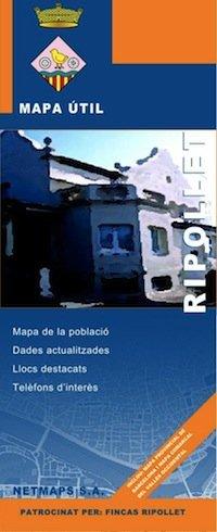 Mapa Ripollet