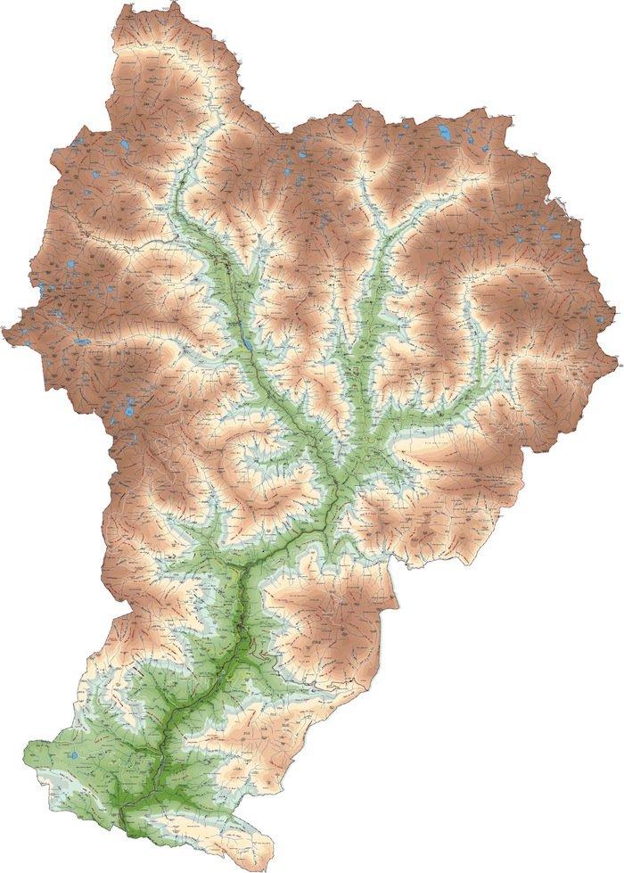 mapa pallars sobira