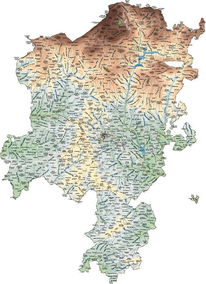 mapa solsones